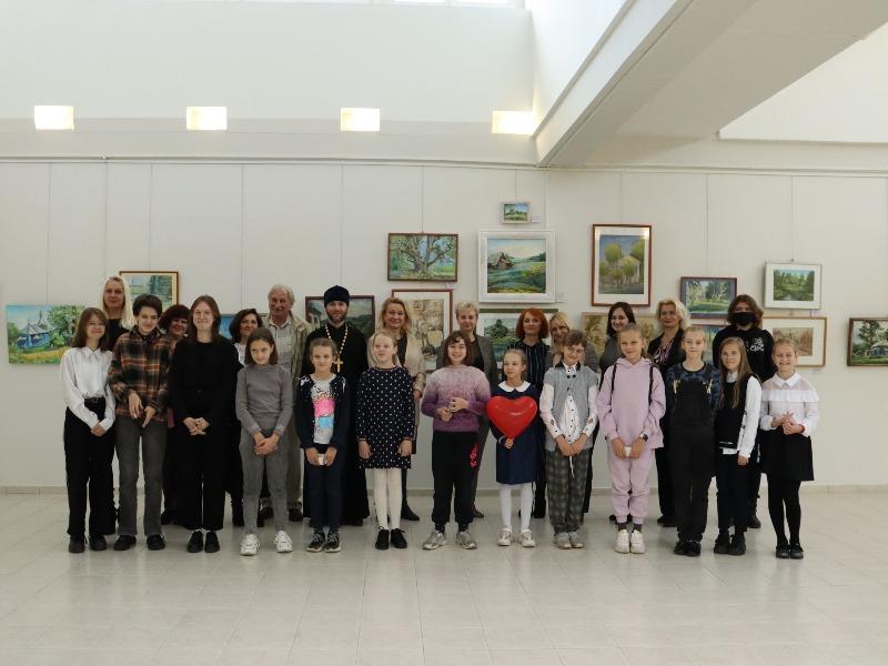 Выставка «Продолжение…» открылась в нашем городе